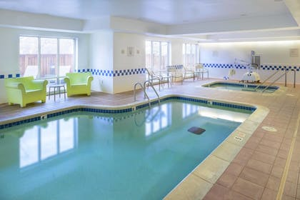 Indoor Pool | SpringHill Suites by Marriott St. Louis Chesterfield