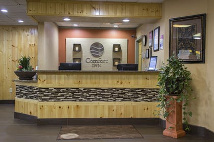 Check-in/Check-out Kiosk | Comfort Inn Asheville Airport