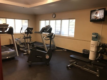 Gym | TownePlace Suites Bend Near Mt. Bachelor