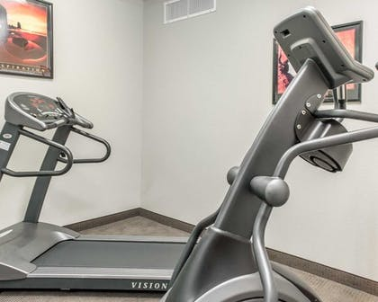 Fitness Facility   MainStay Suites Pittsburgh Airport