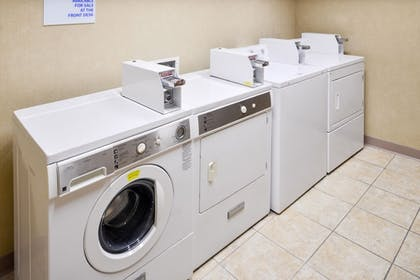 Laundry Room | Holiday Inn Express & Suites Sioux Falls At Empire Mall