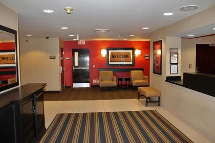 Lobby | Extended Stay America - Houston - Greenway Plaza