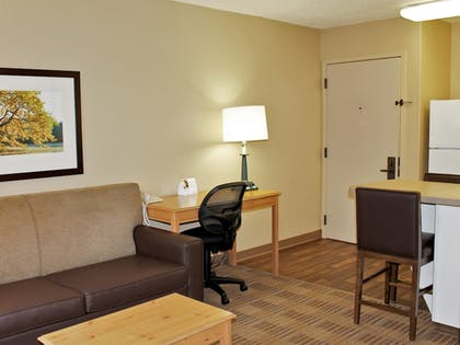 Guestroom |  | Extended Stay America - Orlando - Altamonte Springs