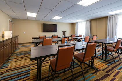 Meeting Facility | Fairfield Inn & Suites by Marriott Ft. Myers/Cape Coral