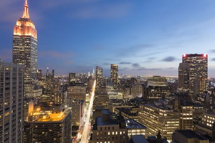 City View | Courtyard by Marriott New York Manhattan/Times Square