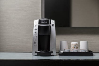 In-Room Amenity | Courtyard by Marriott New York Manhattan/Times Square