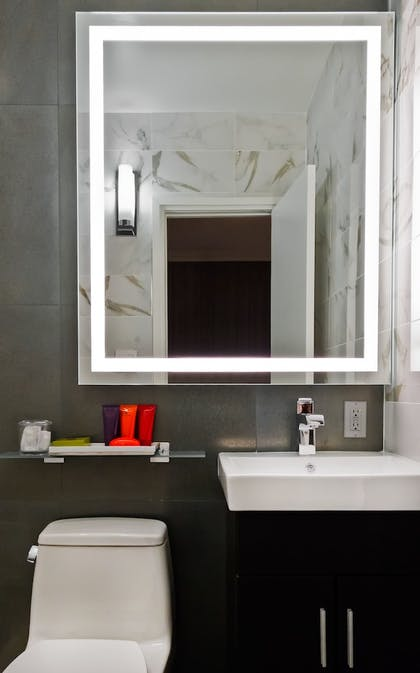 Bathroom | The Moderne