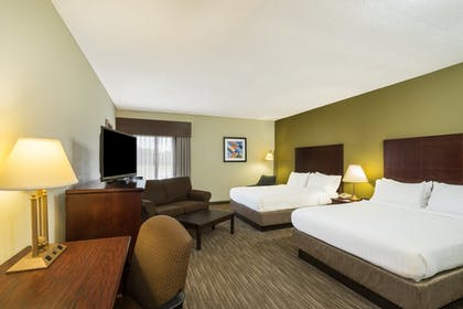 Guestroom | Holiday Inn Express Ft Payne