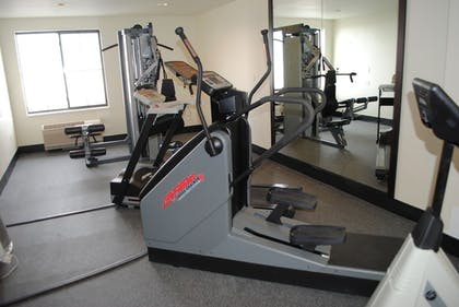 Fitness Facility | Best Western Plus Denver International Airport Inn & Suites