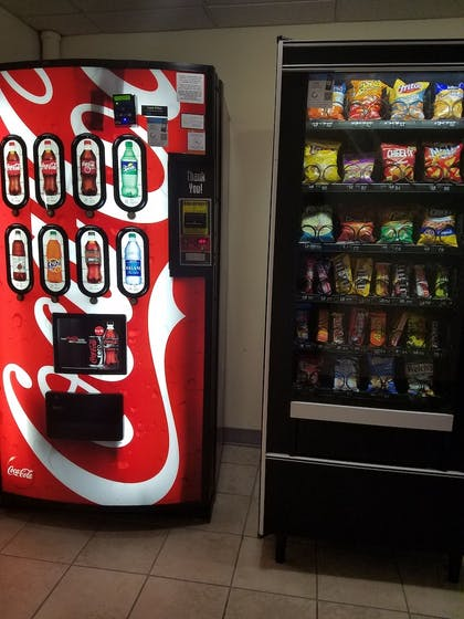 Vending Machine | Best Western Gateway Grand