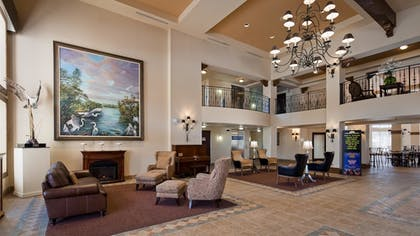 Lobby | Best Western Gateway Grand