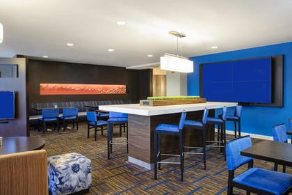Lobby Lounge | Courtyard by Marriott Orlando Downtown