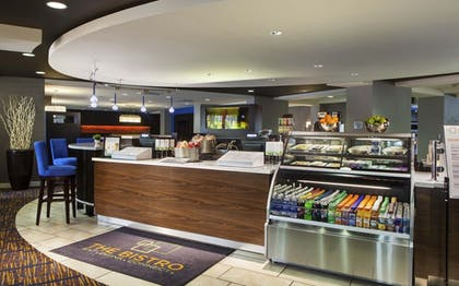 Cafe | Courtyard by Marriott Orlando Downtown