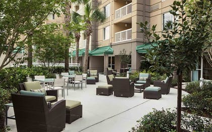 Courtyard | Courtyard by Marriott Orlando Downtown