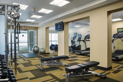 Fitness Facility | Courtyard by Marriott Orlando Downtown