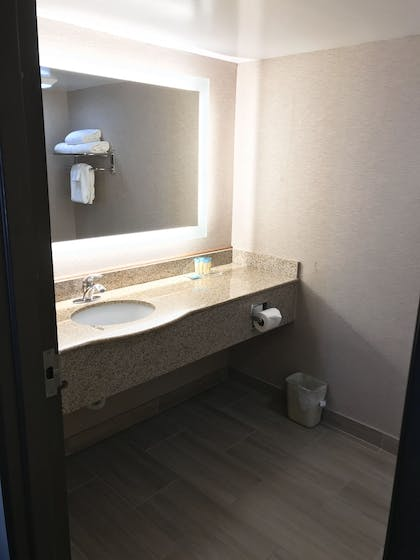 Bathroom Sink | Wingate by Wyndham Convention Ctr Closest Universal Orlando
