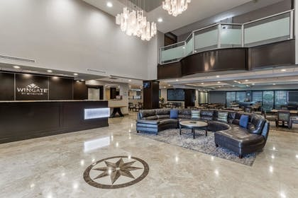 Lobby | Wingate by Wyndham Convention Ctr Closest Universal Orlando