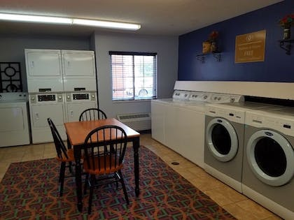 Laundry Room | Candlewood Suites Boston-Braintree