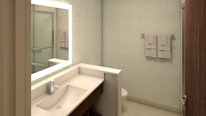 In-Room Amenity | Holiday Inn Express & Suites Omaha - 120th and Maple