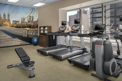 Fitness Facility | Courtyard by Marriott New York City Manhattan Midtown East