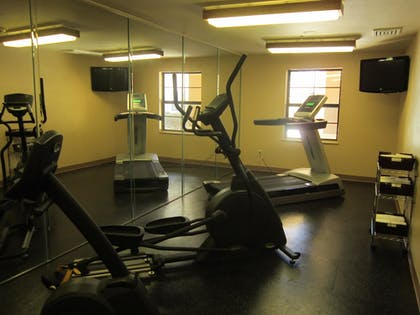 Fitness Facility | Extended Stay America - Fayetteville - Cross Creek Mall