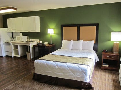 Guestroom | Extended Stay America - Fayetteville - Cross Creek Mall