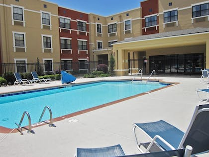 Pool | Extended Stay America - Fayetteville - Cross Creek Mall