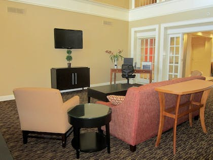 Lobby | Extended Stay America - Fayetteville - Cross Creek Mall