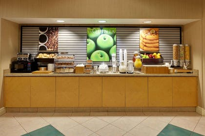 Breakfast Area | La Quinta Inn & Suites by Wyndham Fremont / Silicon Valley