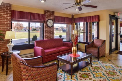 Lobby | Best Western Plus Canal Winchester Inn - Columbus South East