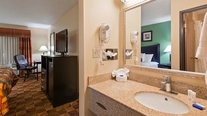 Guestroom | Best Western Plus Canal Winchester Inn - Columbus South East