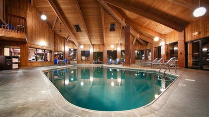 Indoor Pool | Best Western Plus Canal Winchester Inn - Columbus South East