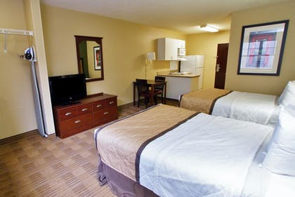 Guestroom | Extended Stay America Chicago- Woodfield Mall-Convention Ctr