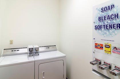 Laundry Room | Quality Suites