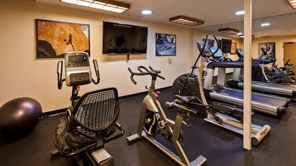 Fitness Facility   Inn at Santa Fe, SureStay Collection by Best Western