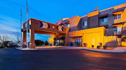 Exterior   Inn at Santa Fe, SureStay Collection by Best Western