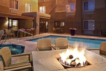 Pool   Inn at Santa Fe, SureStay Collection by Best Western