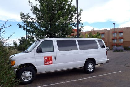 Airport Shuttle   Inn at Santa Fe, SureStay Collection by Best Western