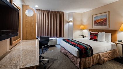 Guestroom   Inn at Santa Fe, SureStay Collection by Best Western