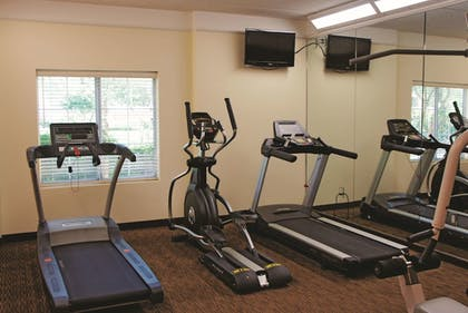 Fitness Facility | La Quinta Inn & Suites by Wyndham Houston Bush IAH South