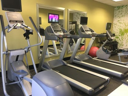 Fitness Facility | Springhill Suites Marriott Quail Springs