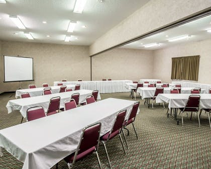 Meeting Facility   Comfort Inn And Suites Riverview