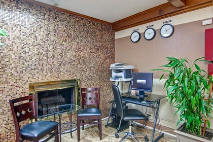 Business Center | Pacific Inn of Redwood City