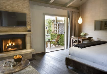 Guestroom | Bernardus Lodge & Spa