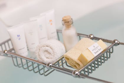 Bathroom Amenities | Bernardus Lodge & Spa