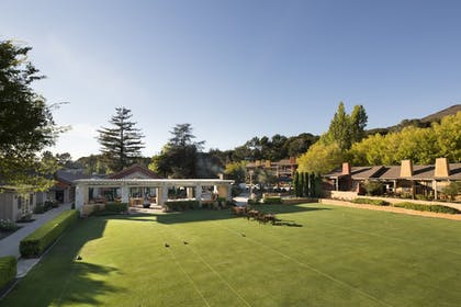 Sports Facility | Bernardus Lodge & Spa