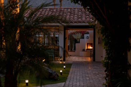 Courtyard | Villa Royale