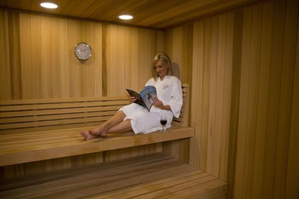 Sauna | Tween Waters Island Resort & Spa