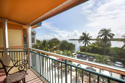 Balcony | Tween Waters Island Resort & Spa