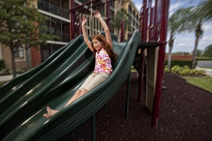 Childrens Play Area - Outdoor | Westgate Towers Resort